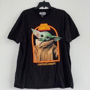 Men Star Wars Shirt/ Size:XL